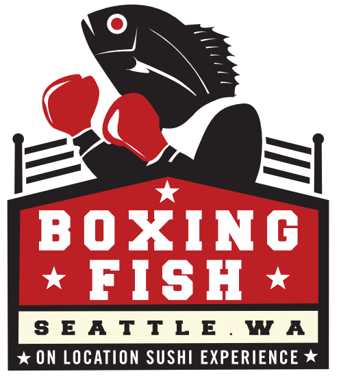 Boxing Fish Sushi